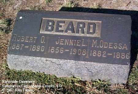 BEARD, ROBERT O. - Adams County, Colorado | ROBERT O. BEARD - Colorado Gravestone Photos
