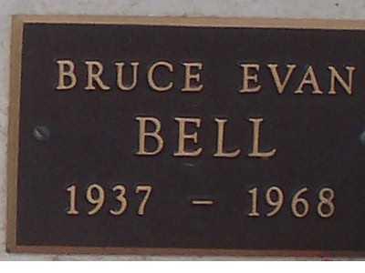 BELL,, BRUCE EVAN - Adams County, Colorado | BRUCE EVAN BELL, - Colorado Gravestone Photos