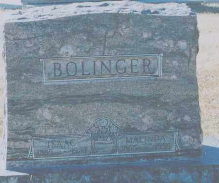 BOLINGER, ISAAC - Adams County, Colorado | ISAAC BOLINGER - Colorado Gravestone Photos