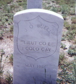 BUELL, J. O. - Adams County, Colorado | J. O. BUELL - Colorado Gravestone Photos