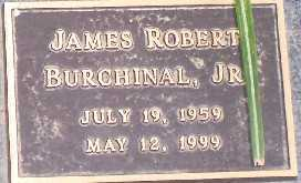 BURCHINALJ (JR.), JAMES ROBERT - Adams County, Colorado | JAMES ROBERT BURCHINALJ (JR.) - Colorado Gravestone Photos