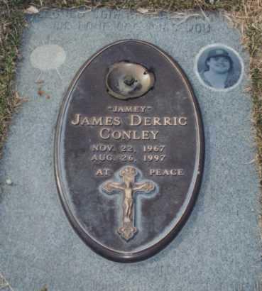CONLEY, JAMES(JAMEY) DERRIC - Adams County, Colorado   JAMES(JAMEY) DERRIC CONLEY - Colorado Gravestone Photos