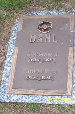 DAHL, SHIRLEY M. - Adams County, Colorado | SHIRLEY M. DAHL - Colorado Gravestone Photos