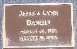 DANIELS,, JESSICA LYNN - Adams County, Colorado | JESSICA LYNN DANIELS, - Colorado Gravestone Photos