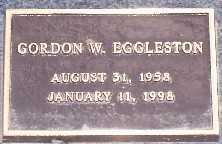 EGGLESTON,, GORDON W - Adams County, Colorado | GORDON W EGGLESTON, - Colorado Gravestone Photos