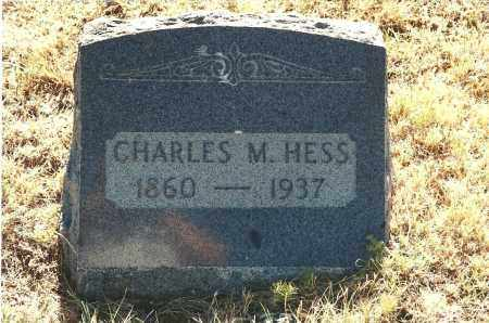HESS, CHARLES MELVILLE - Adams County, Colorado | CHARLES MELVILLE HESS - Colorado Gravestone Photos