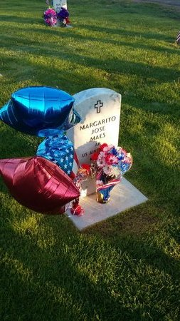 MAES MARGARITO, BUDDY - Alamosa County, Colorado | BUDDY MAES MARGARITO - Colorado Gravestone Photos