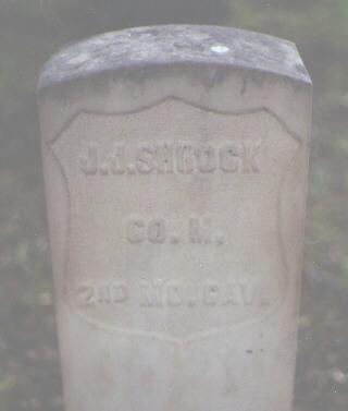 SHROCK, J. J. - Alamosa County, Colorado   J. J. SHROCK - Colorado Gravestone Photos