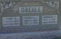 DREHLE, HERMAN C - Arapahoe County, Colorado   HERMAN C DREHLE - Colorado Gravestone Photos