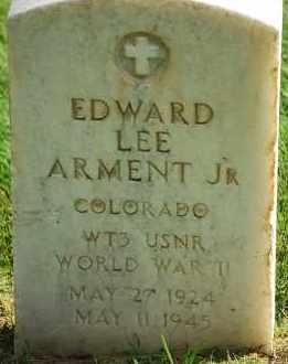 ARMENT, EDWARD LEE JR - Arapahoe County, Colorado | EDWARD LEE JR ARMENT - Colorado Gravestone Photos