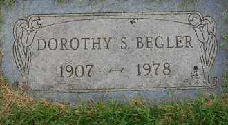 BEGLER, DOROTHY S - Arapahoe County, Colorado | DOROTHY S BEGLER - Colorado Gravestone Photos