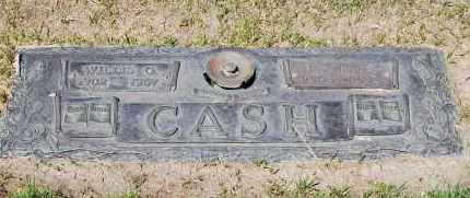CASH, WILLIS OREM - Arapahoe County, Colorado | WILLIS OREM CASH - Colorado Gravestone Photos