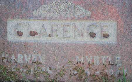 CLARENCE, MYRTLE - Arapahoe County, Colorado | MYRTLE CLARENCE - Colorado Gravestone Photos