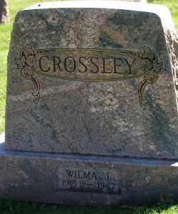 CROSSLEY, WILMA L - Arapahoe County, Colorado   WILMA L CROSSLEY - Colorado Gravestone Photos