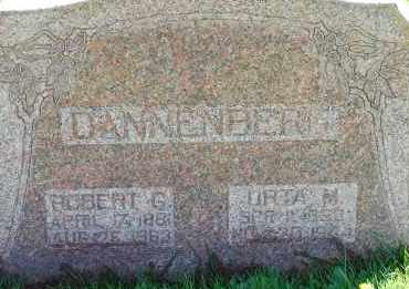 DANNENBERG, ROBERT G - Arapahoe County, Colorado | ROBERT G DANNENBERG - Colorado Gravestone Photos