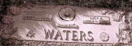 WATERS, JUVENTICE F - Arapahoe County, Colorado   JUVENTICE F WATERS - Colorado Gravestone Photos