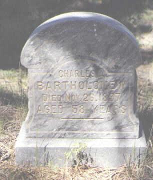BARTHOLOMEW, CHARLES A. - Archuleta County, Colorado   CHARLES A. BARTHOLOMEW - Colorado Gravestone Photos