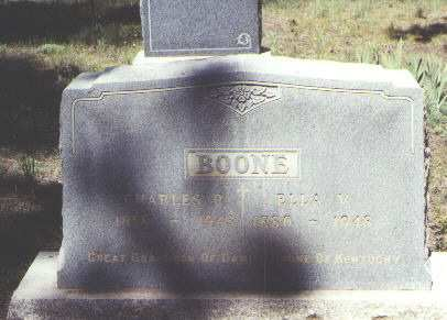 BOONE, ELLA V. - Archuleta County, Colorado | ELLA V. BOONE - Colorado Gravestone Photos