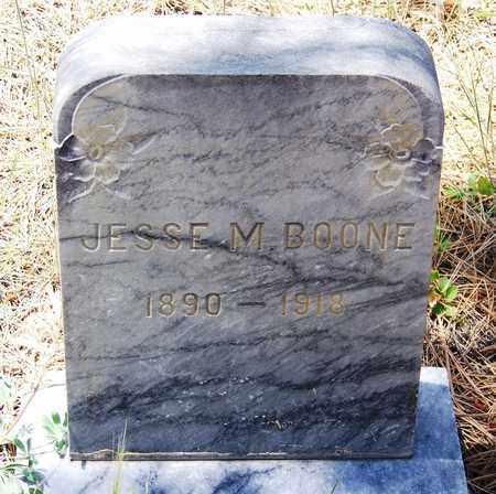 BOONE, JESSE M - Archuleta County, Colorado | JESSE M BOONE - Colorado Gravestone Photos