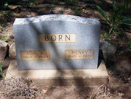 BORN, IDA R - Archuleta County, Colorado | IDA R BORN - Colorado Gravestone Photos