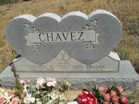 CHAVEZ, JUANITA R. - Archuleta County, Colorado | JUANITA R. CHAVEZ - Colorado Gravestone Photos
