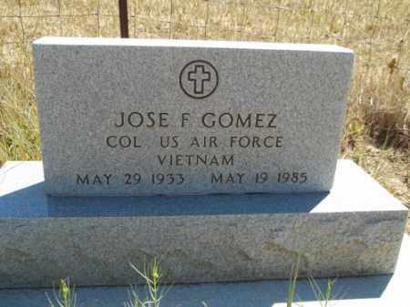 GOMEZ, JOSE F. - Archuleta County, Colorado   JOSE F. GOMEZ - Colorado Gravestone Photos