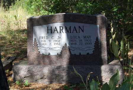 HARMAN, JR., FRED C (FAMOUS) - Archuleta County, Colorado   FRED C (FAMOUS) HARMAN, JR. - Colorado Gravestone Photos