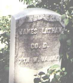 LATHAM, JAMES - Archuleta County, Colorado   JAMES LATHAM - Colorado Gravestone Photos