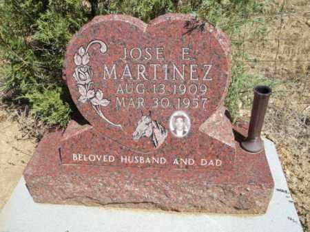 MARTINEZ, JOSE E. - Archuleta County, Colorado | JOSE E. MARTINEZ - Colorado Gravestone Photos