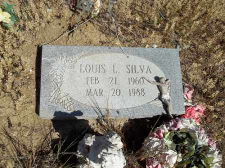 SILVA, LOUIS L. - Archuleta County, Colorado | LOUIS L. SILVA - Colorado Gravestone Photos