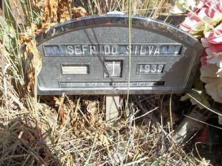 SILVA, SEFRIDO - Archuleta County, Colorado   SEFRIDO SILVA - Colorado Gravestone Photos