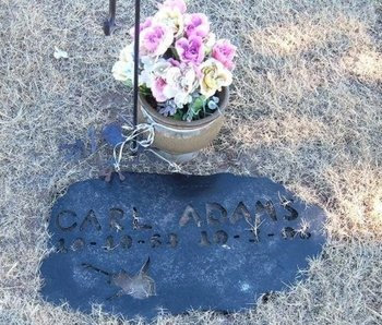 ADAMS, CARL - Baca County, Colorado | CARL ADAMS - Colorado Gravestone Photos