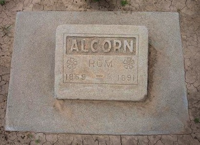 ALCORN, ROM - Baca County, Colorado | ROM ALCORN - Colorado Gravestone Photos