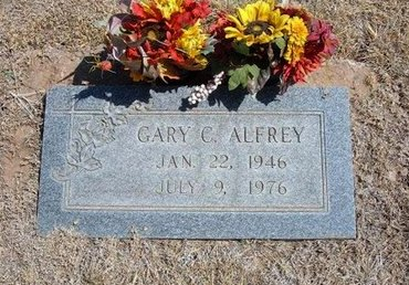 ALFREY, GARY C - Baca County, Colorado   GARY C ALFREY - Colorado Gravestone Photos