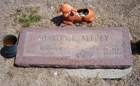 ALFREY, SHARON R - Baca County, Colorado | SHARON R ALFREY - Colorado Gravestone Photos