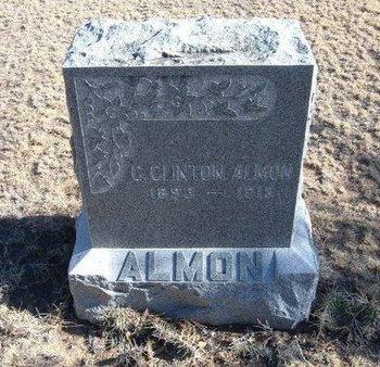 ALMON, C CLINTON - Baca County, Colorado   C CLINTON ALMON - Colorado Gravestone Photos