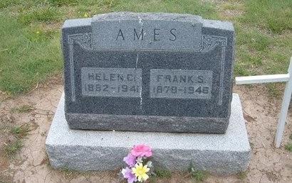 AMES, HELEN C - Baca County, Colorado | HELEN C AMES - Colorado Gravestone Photos