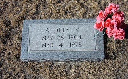 AMRINE, AUDREY VIOLA - Baca County, Colorado | AUDREY VIOLA AMRINE - Colorado Gravestone Photos