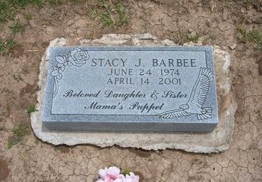 BARBEE, STACY J - Baca County, Colorado | STACY J BARBEE - Colorado Gravestone Photos