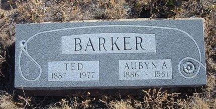 BARKER, TED - Baca County, Colorado   TED BARKER - Colorado Gravestone Photos