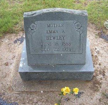 BEWLEY, EMMA A - Baca County, Colorado   EMMA A BEWLEY - Colorado Gravestone Photos