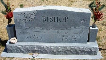 BISHOP, JOAN - Baca County, Colorado | JOAN BISHOP - Colorado Gravestone Photos