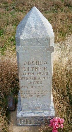 BITNER, JOSHUA - Baca County, Colorado | JOSHUA BITNER - Colorado Gravestone Photos