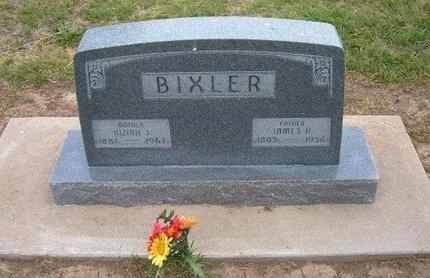 BIXLER, KIZIAH J - Baca County, Colorado   KIZIAH J BIXLER - Colorado Gravestone Photos
