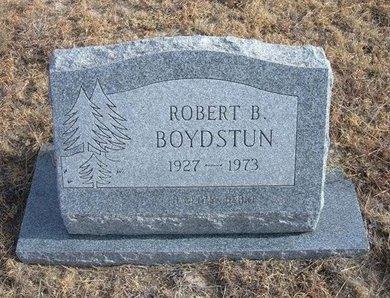 BOYDSTUN, ROBERT B - Baca County, Colorado   ROBERT B BOYDSTUN - Colorado Gravestone Photos