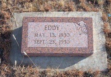 BRANHAM, EDDY - Baca County, Colorado | EDDY BRANHAM - Colorado Gravestone Photos