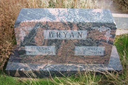 BRYAN, BLANCHE - Baca County, Colorado | BLANCHE BRYAN - Colorado Gravestone Photos