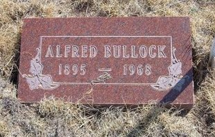 BULLOCK VETERAN WWI), MILON ALFRED - Baca County, Colorado | MILON ALFRED BULLOCK VETERAN WWI) - Colorado Gravestone Photos