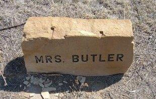 BUTLER, LIZZIE - Baca County, Colorado | LIZZIE BUTLER - Colorado Gravestone Photos