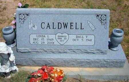 CALDWELL, LINDA L - Baca County, Colorado   LINDA L CALDWELL - Colorado Gravestone Photos